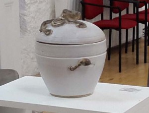 Granary Bowl  Octopus Pot