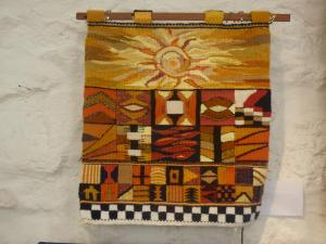Jess McCafferty, Sun Tapestry,