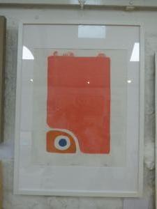 Shauna Cleary, Granny Dot, Screen Print